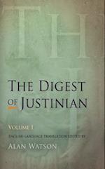 Digest of Justinian, Volume 1