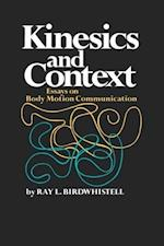 Kinesics and Context (Conduct and Communication)