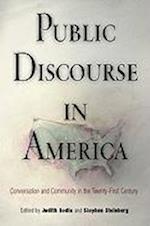 Public Discourse in America