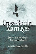 Cross-Border Marriages af Nicole Constable