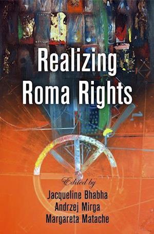 Bog, hardback Realizing Roma Rights