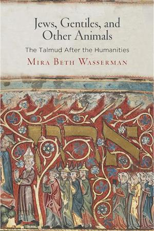 Bog, hardback Jews, Gentiles, and Other Animals af Mira Beth Wasserman
