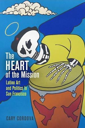 Bog, hardback The Heart of the Mission af Cary Cordova