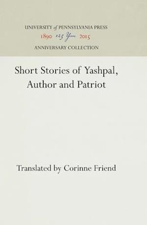 Bog, hardback Short Stories of Yashpal, Author and Patriot af Yashpal