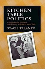 Kitchen Table Politics af Stacie Taranto