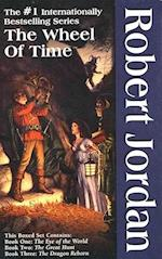 The Wheel of Time, Boxed Set I, Books 1-3 (Wheel of Time)