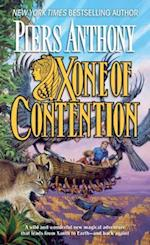 Xone of Contention (Xanth Novels Paperback)