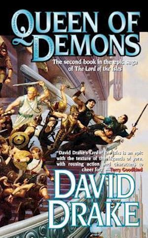 Bog, paperback Queen of Demons af David Drake