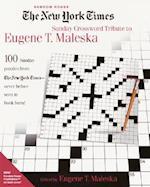The New York Times Sunday Crossword Tribute to Eugene T. Maleska (New York Times)
