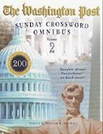 The Washington Post Sunday Crossword Omnibus, Volume 2 (Washington Post)