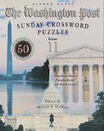 The Washington Post Sunday Crossword Puzzles, Volume 11 (Washington Post Sunday Crossword Puzzles, nr. 11)