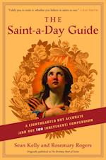 The Saint-a-Day Guide af Rosemary Rogers, Sean Kelly