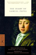 The Diary of Samuel Pepys af Richard Le Gallienne, Samuel Pepys, Robert Louis Stevenson