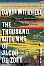 The Thousand Autumns of Jacob de Zoet af David Mitchell