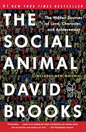 Bog, paperback The Social Animal af David Brooks
