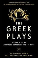 The Greek Plays (Modern Library Classics)