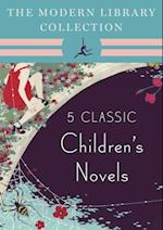 Modern Library Collection Children's Classics 5-Book Bundle