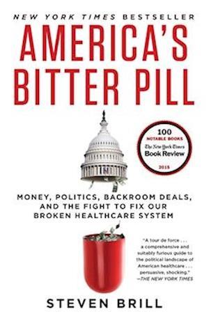 Bog, paperback America's Bitter Pill af Steven Brill