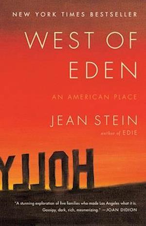 Bog, paperback West of Eden af Jean Stein