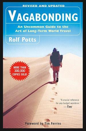 Bog, paperback Vagabonding af Rolf Potts