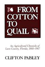 From Cotton to Quail af Clifton Paisley, Cliffton Paisley