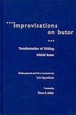 Improvisations on Butor af Michel Butor