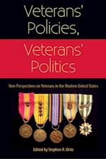 Veterans' Policies, Veterans' Politics