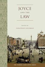 Joyce and the Law (Florida James Joyce (Hardcover))