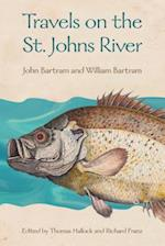 Travels on the St. Johns River af John Bartram, William Bartram