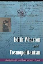 Edith Wharton and Cosmopolitanism