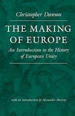 The Making of Europe af Christopher Dawson