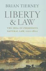 Liberty and Law (Studies in Medieval and Early Modern Canon Law)