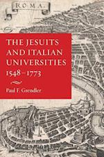 The Jesuits & Italian Universities 1548-1773