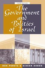 Government and Politics of Israel af Donald Peretz, Gideon Doron