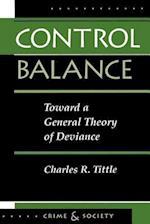 Control Balance (Crime & Society)
