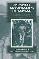 Japanese Colonialism in Taiwan (Transitions: Asia & Asian America)