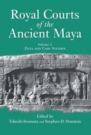 Royal Courts Of The Ancient Maya