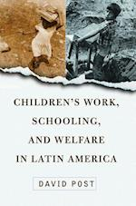 Children's Work, Schooling, and Welfare in Latin America