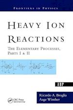 Heavy Ion Reactions (FRONTIERS IN PHYSICS, nr. 52)