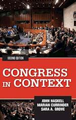 Congress in Context af Marian Currinder