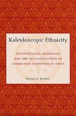 Kaleidoscopic Ethnicity af Prema A. Kurien