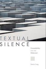 Textual Silence af Jessica Lang