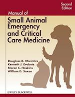 Manual of Small Animal Emergency and Critical Care Medicine