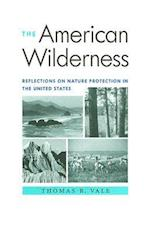 The American Wilderness (Center Books)