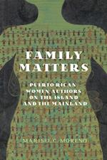 Family Matters (New World Studies)