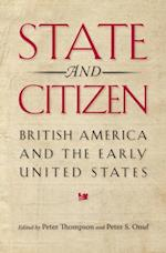 State and Citizen (Jeffersonian America)