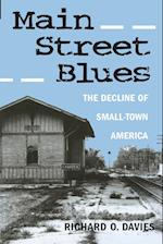 Main Street Blues af Richard O. Davies