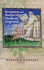 Invention and Authorship in Medieval England (Interventions: New Studies Medieval Cult)