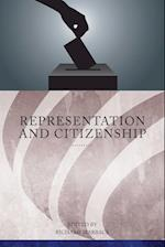 Representation and Citizenship (Series in Citizenship Studies)