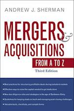 Mergers and Acquisitions from A to Z (AgencyDistributed)